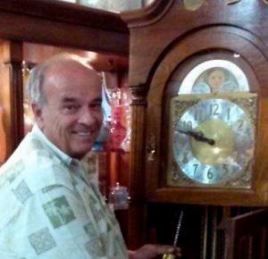 John Henderson clocks