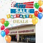 4th of July Sale – Fantastic Deals